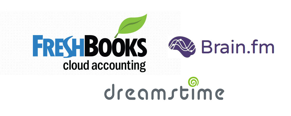 AIPP Partners with FreshBooks, Brain.fm, and Dreamstime